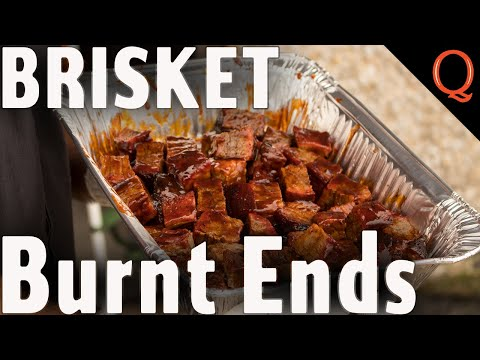 How to Make Brisket Burnt Ends | Perfect Every-time!