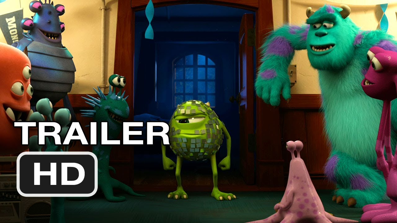 monsters university official teaser 1 2013 monsters inc prequel