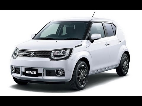 Новый Suzuki Ignis