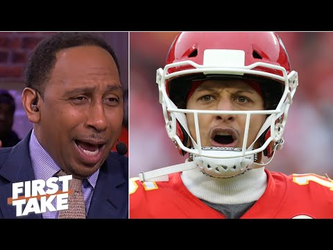 Stephen A. reacts to Patrick Mahomes and the Chiefs scoring 51 points on the Texans | First Take