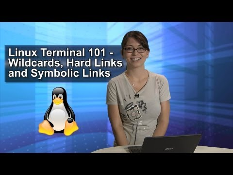 HakTip - Linux Terminal 101 - Wildcards, Hard Links, And Symbolic Links