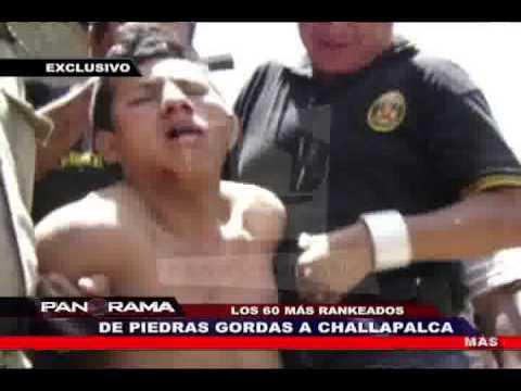 Baixar De Piedras Gordas a Challapalca: el traslado de los 60 más peligrosos
