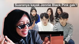 NONTON ZIGGY ZAGGA REACTION Ngakakkk Suara Sohwa Kayak Jennie