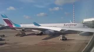 Eurowings flight Düsseldorf Punta Cana