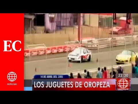 América Noticias Edición Central 14-04-15 Titulares