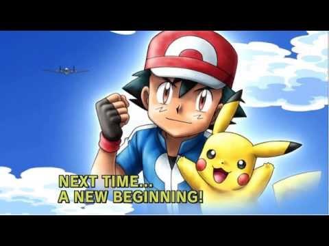 Flight To Kalos - Pokémon Best Wishes BGM