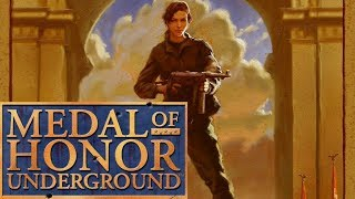Medal Of Honor: Underground #2