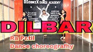 DILBAR | Dance Choreography Ra Patil | Satyameva | John Abraham,Neha Kakkar,Ikka,Nora Fatehi,Tanisha