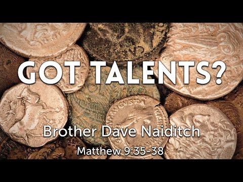 Got Talents? (7/25/2021)