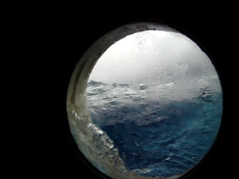 The Drake Passage: why it's called the washing machine
