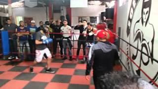 Amateur Boxing - Joe Palooka gym, Lima