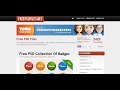How To Download Free PSD Files For Better Web Design and Development