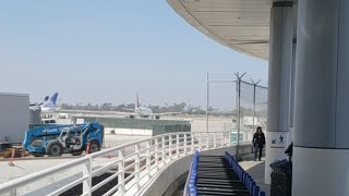 Los Angeles International Airport  And security