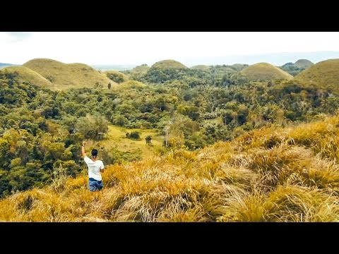 136 | BOHOL CHOCOLATE HILLS - FIND YOUR OWN VIEWPOINT!!! (Southeast Asia VLOG)
