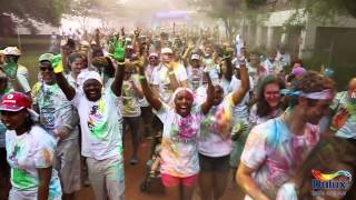 Zimbabwe Colour Run 2013