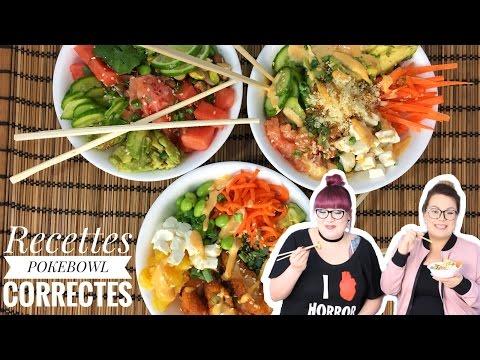 recettes-correctes-:-3-poke-bowls-faciles-à-faire-à-la-maison-!-//-2fillesordinaires