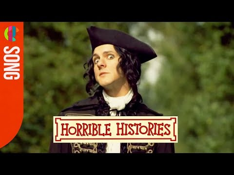 Horrible Histories Songs - Dick Turpin - CBBC