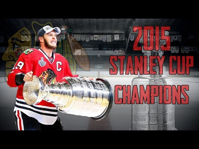 Chicago Blackhawks Road to the 2015 Stanley Cup [HD] SC Final Highlights