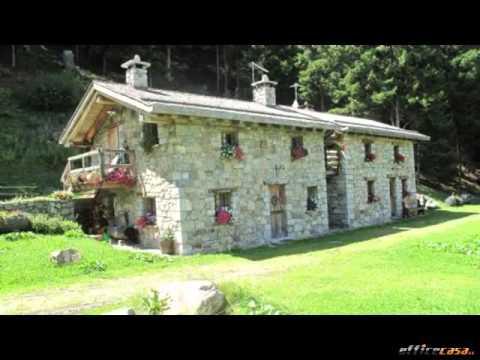 Ponte di legno baita chalet trullo 3 locali in vendita for Case di legno vendita