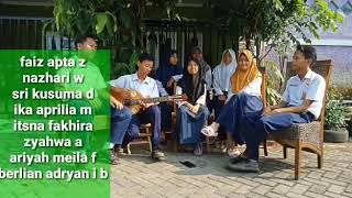 Lagu Count on me by 8a.1