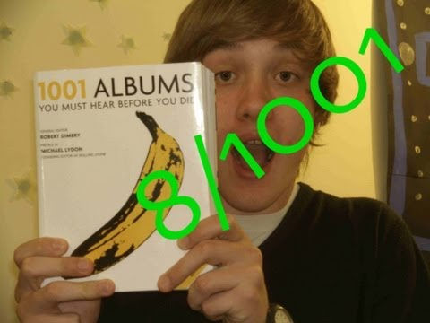 The 1001 Albums to Hear Before You Die Series: Jay Z, White Stripes, Kanye West and MIA 81001
