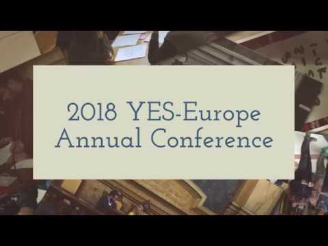 2018 YES-Europe Annual Conference