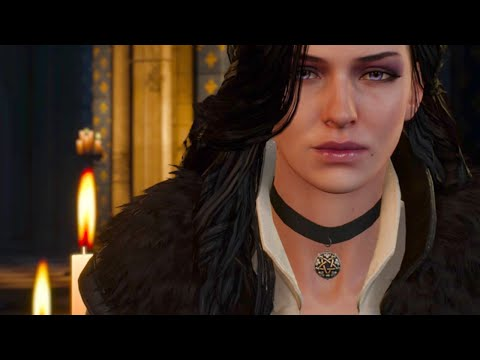 The Witcher 3: YENNEFER ROMANCE  - The King is Dead - Long Live the King Main Quest