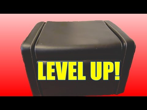 Level Up Gaming Ottoman Chair - Review