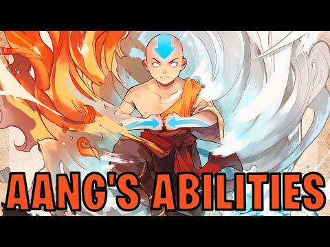 Why Do Aang S Tattoos Glow Avatar Answers Youtube