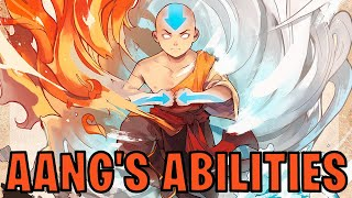 Aang's Abilities (Avatar)