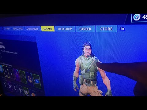 """How to Use the �ult Skin"""" on Season 5 Fortnite battle royale! CONSOLE / PC / MOBILE"""