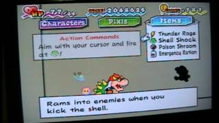 Super Paper Mario - Shadoo