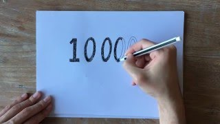 How to Draw Ten Thousand