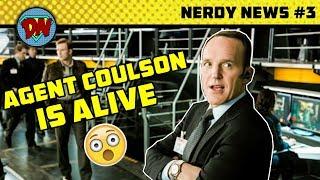 Young Thanos, Shazam's Villain, Deadpool and Thanos | Nerdy News #3