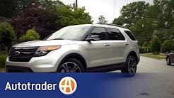 SUV vs Minivan: Moms Know Best   AutoTrader