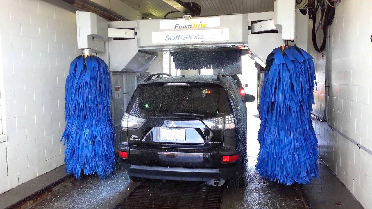 Diamond Car Wash Soft Gloss Xs 2 Youtube