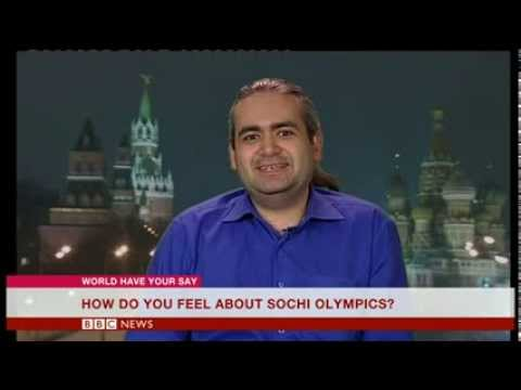 BBC World Have Your Say: How do you feel about the Sochi Olympics?
