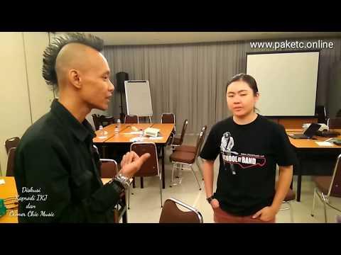 Diskusi Kaprodi IKJ dan Owner Chic Music - Safari Ramadan di Bogor