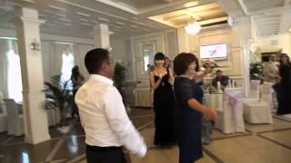 СВАДЬБА АНДРЕЯ И АЛТЫНАЙ В МОСКВЕ 06.06.2013 год