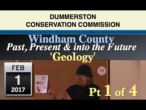 DCC: Windham County- Past, Present & Future Pt 1
