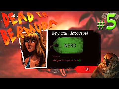 Dead in Bermuda Gameplay - Ep 5 - CULTURE [Let's Play Dead in Bermuda]