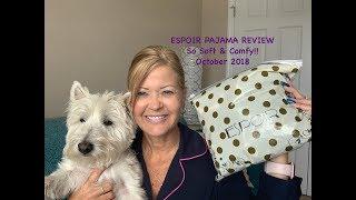 Espoir Pajama Review - Soft, Comfy & Cozy!!