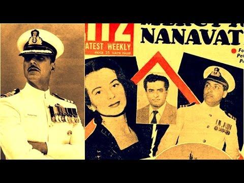 Seorang perwira angkatan laut sangat terpukul mengetahui perselingkuhan istrinya dengan seorang pengusaha kaya … Real Story of 'Rustom' KM Nanavati Case - YouTube