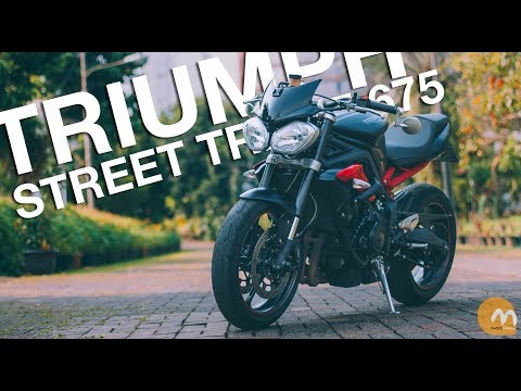 Febs78 review Triumph Street Triple 675