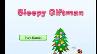 Sleepy Giftman - Cool Math Games