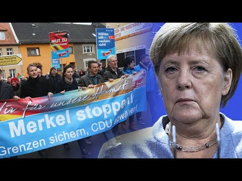 Bavarian Elections: Merkel's Political Allies Collapse while Nationalist Right Surges!!!