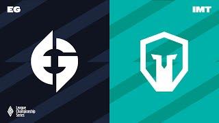 EG vs IMT | Week 2 | LCS Summer Split | Evil Geniuses vs Immortals (2021)