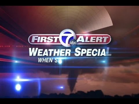 When Seconds Count - A 7 First Alert Weather Special