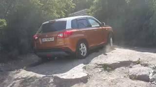 Suzuki Vitara All Grip Diagonal Suspension(Сузуки Витара Диагональное Вывешивание)