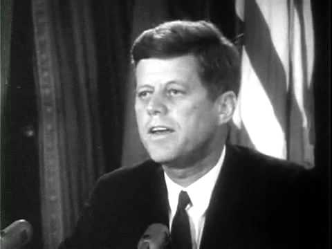 JFK Cuban Missile Crisis Speech (10/22/1962)